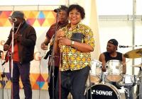Afrikanische Gesangsgruppe SOWIESO