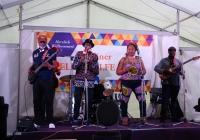 Foto Big Band auf der Bühne
