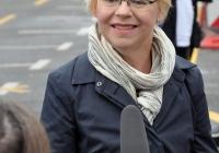 Foto Frau Bendzuck im Interview