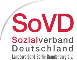 Grafik: Logo SoVD Landesverband Berlin-Brandenburg e.V.